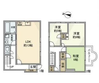 大田区南馬込5丁目 【賃貸居住】一戸建