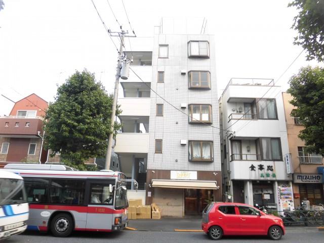 世田谷区上用賀6丁目 【賃貸居住】マンション