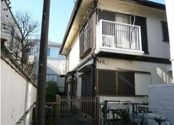世田谷区奥沢4丁目 【賃貸居住】テラスハウス