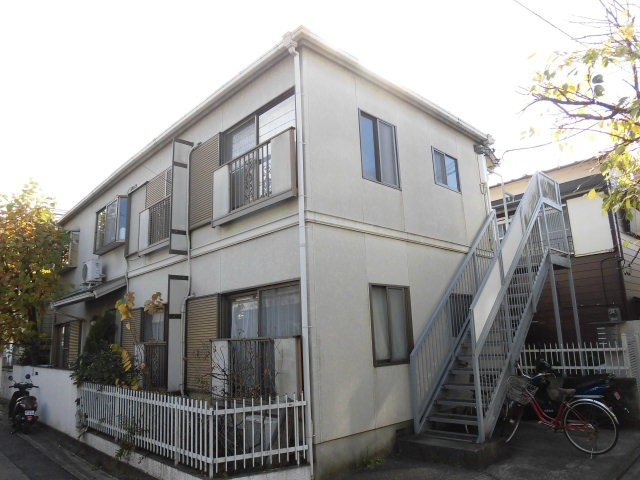 大田区東雪谷2丁目 【賃貸居住】アパート