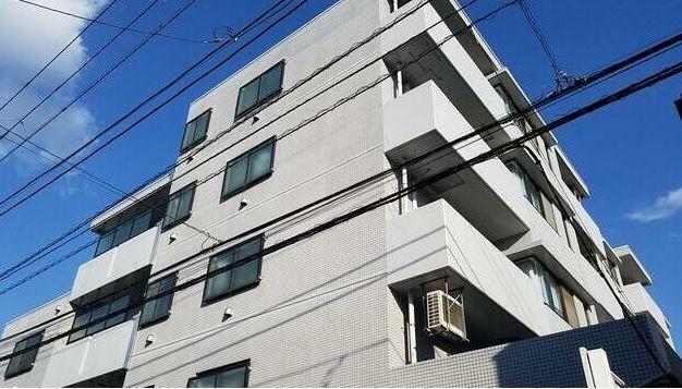 大田区大森西2丁目 【賃貸居住】マンション