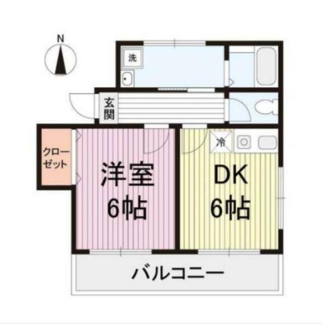 目黒区大岡山1丁目 【賃貸居住】アパート