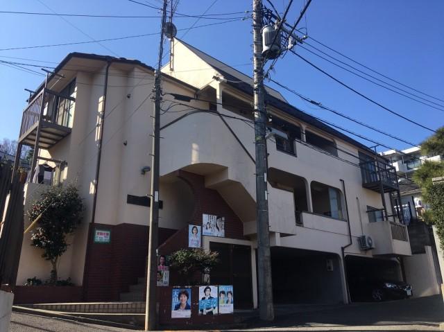 横浜市港北区日吉4丁目 【賃貸居住】アパート