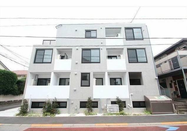 世田谷区奥沢8丁目 【賃貸居住】マンション