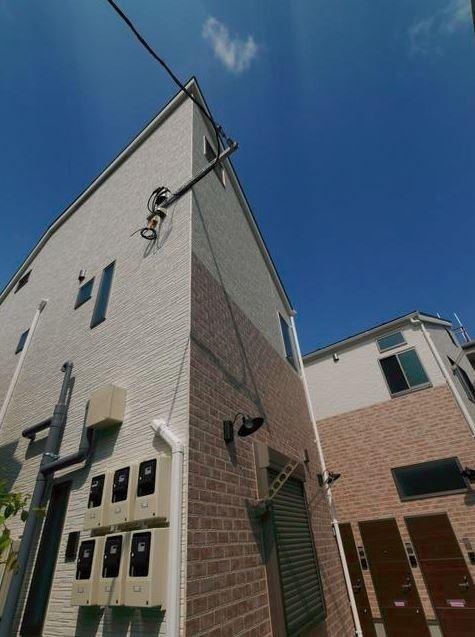 目黒区大岡山2丁目 【賃貸居住】アパート