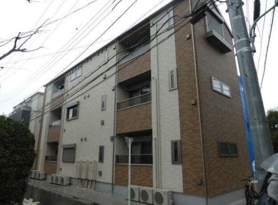 大田区大森本町2丁目 【賃貸居住】アパート