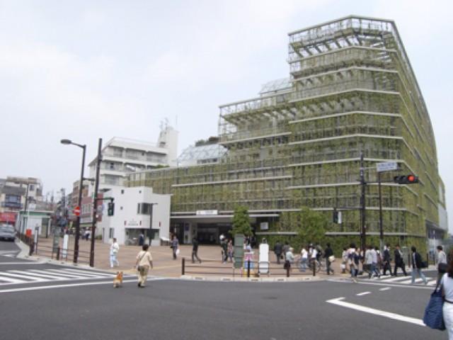 大岡山駅(外観)
