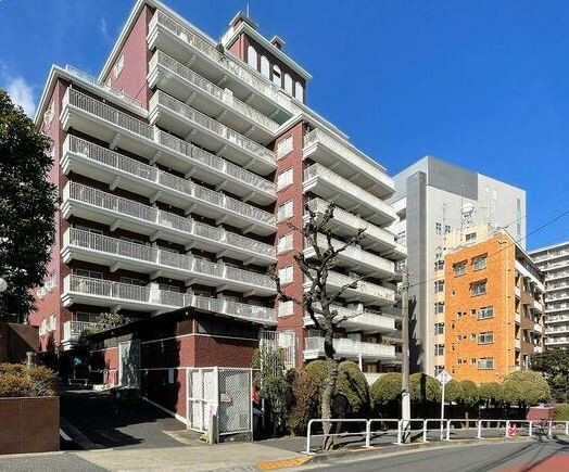 品川区大崎4丁目 【賃貸居住】アパート