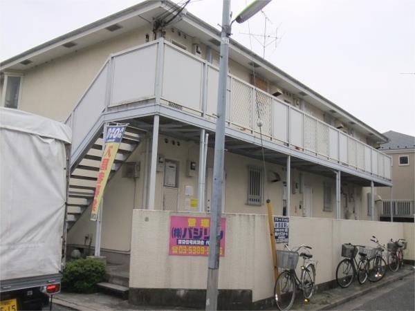 世田谷区奥沢8丁目 【賃貸居住】アパート