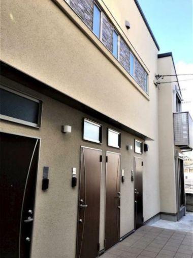 目黒区駒場1丁目 【賃貸居住】アパート