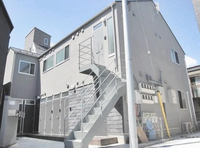 品川区西大井6丁目 【賃貸居住】アパート