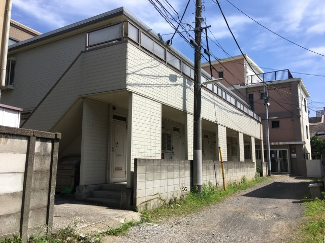 品川区上大崎2丁目 【賃貸居住】アパート