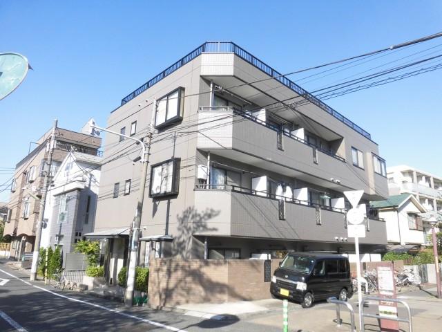 世田谷区代沢3丁目 【賃貸居住】マンション