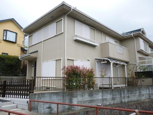 世田谷区尾山台1丁目 【賃貸居住】一戸建