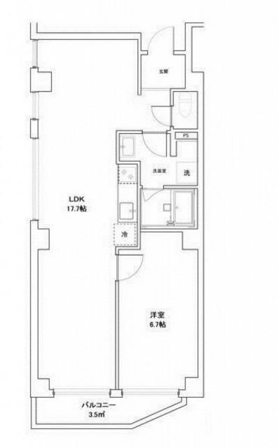 世田谷区等々力7丁目 【賃貸居住】マンション