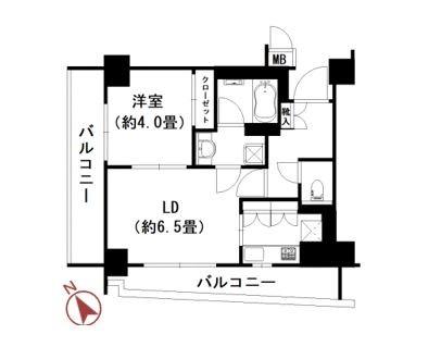 品川区西五反田5丁目 【賃貸居住】マンション