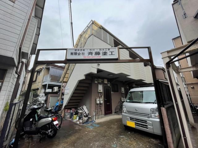世田谷区太子堂5丁目 【賃貸居住】アパート