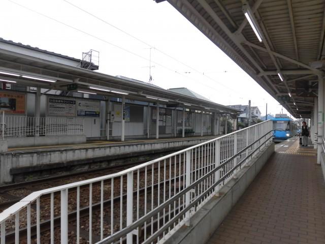 宮の坂駅(周辺)