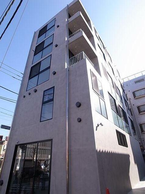世田谷区尾山台1丁目 【賃貸居住】マンション