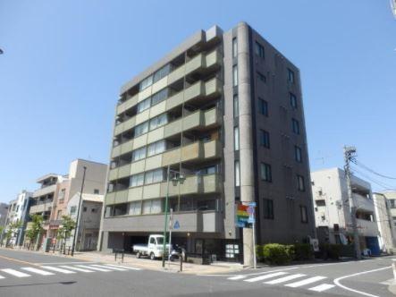 大田区上池台3丁目 【賃貸居住】マンション