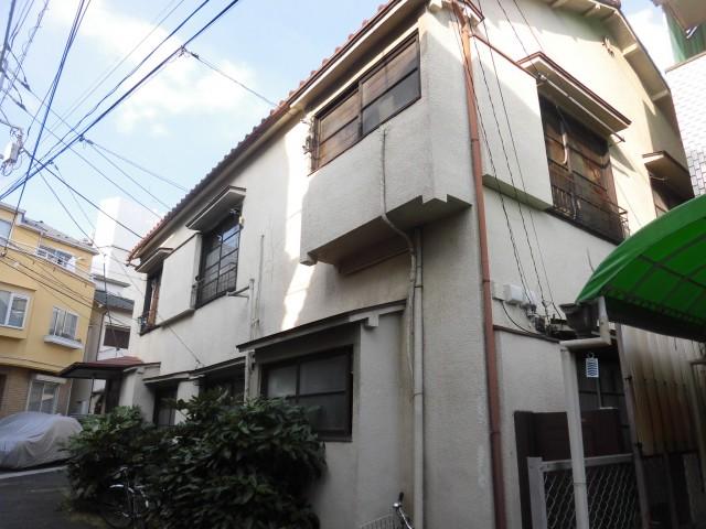 渋谷区神宮前2丁目 【賃貸居住】アパート