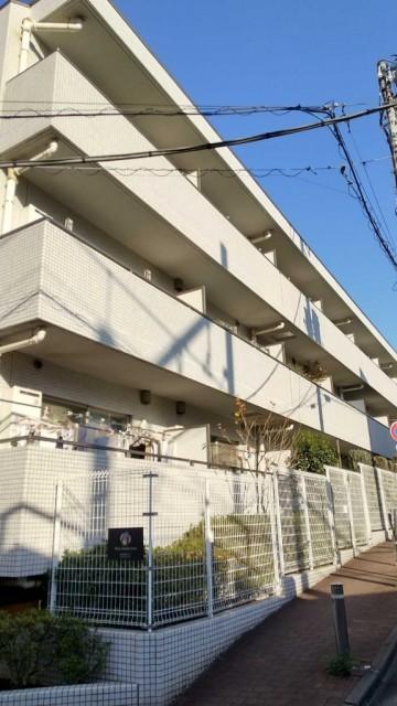 品川区上大崎2丁目 【賃貸居住】マンション