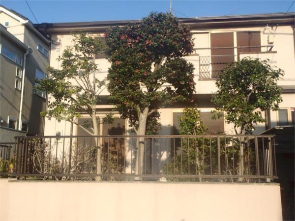 世田谷区上野毛4丁目 【賃貸居住】一戸建