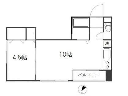 港区六本木3丁目 【賃貸居住】マンション