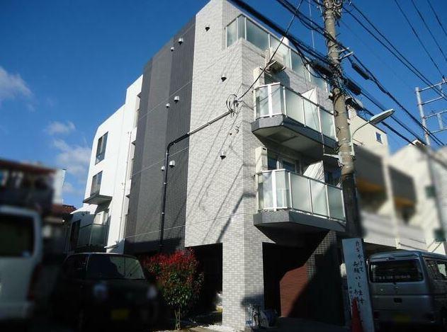 品川区戸越6丁目 【賃貸居住】マンション