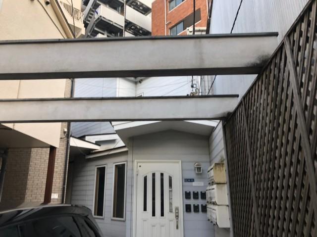 品川区旗の台5丁目 【賃貸居住】アパート