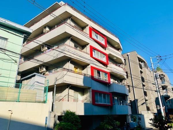 渋谷区広尾3丁目 【賃貸居住】マンション