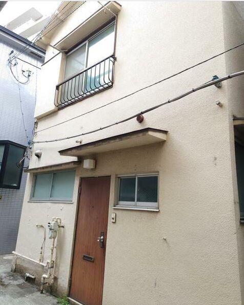 渋谷区恵比寿3丁目 【賃貸居住】一戸建