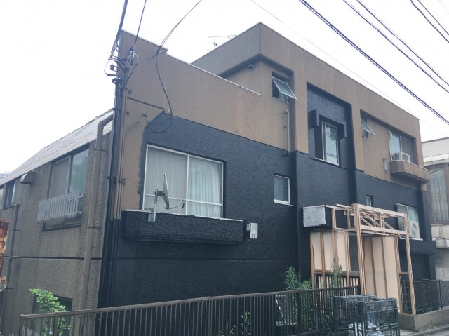 品川区上大崎1丁目 【賃貸居住】マンション