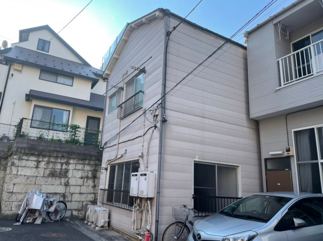 新宿区新宿7丁目 【賃貸居住】アパート