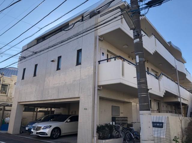 世田谷区深沢4丁目 【賃貸居住】マンション