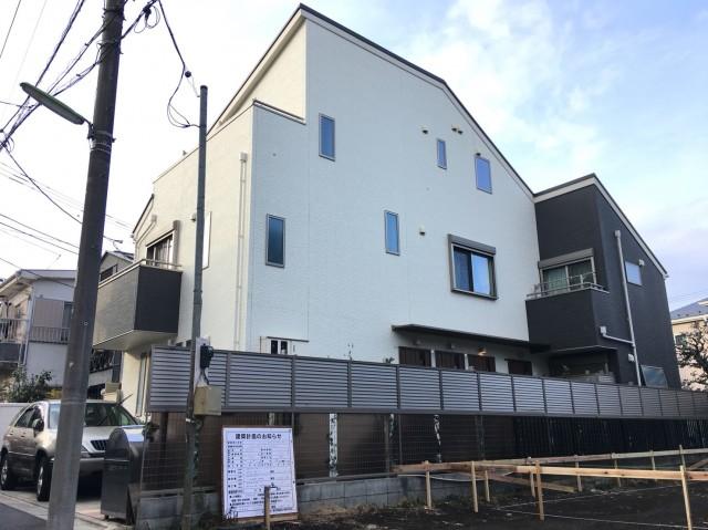 世田谷区下馬6丁目 【賃貸居住】アパート