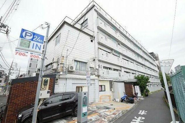 大田区西蒲田4丁目 【賃貸居住】マンション