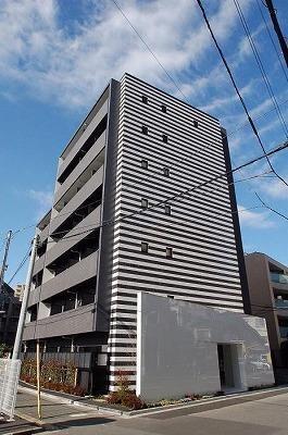 港区三田5丁目 【賃貸居住】マンション