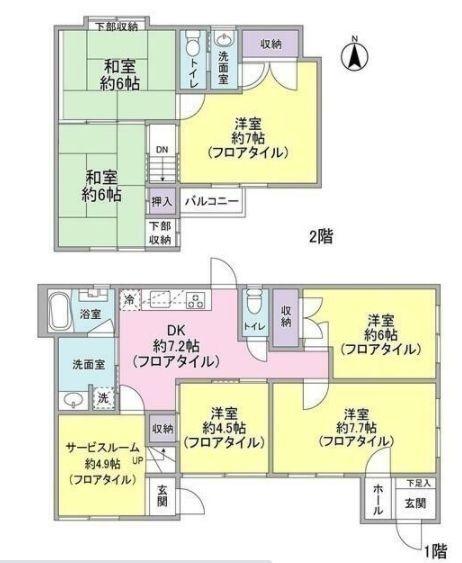 渋谷区鶯谷町 【賃貸居住】一戸建