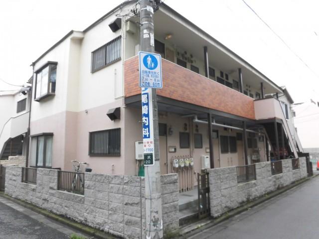 世田谷区駒沢4丁目 【賃貸居住】アパート