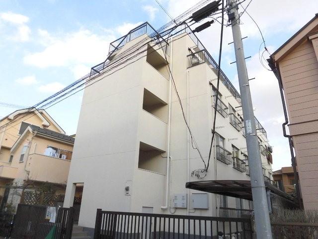 世田谷区代沢4丁目 【賃貸居住】マンション