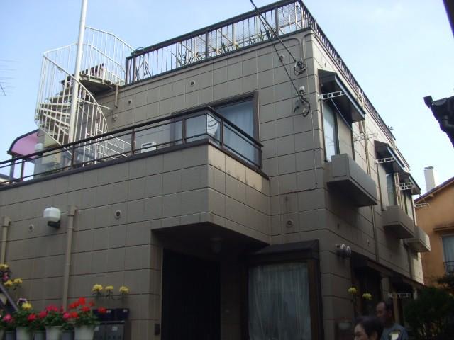 目黒区上目黒3丁目 【賃貸居住】アパート