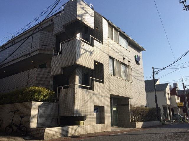 大田区東雪谷2丁目 【賃貸居住】マンション