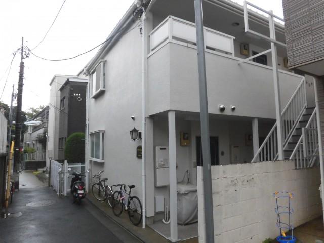 品川区戸越4丁目 【賃貸居住】アパート