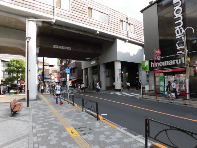 都立大駅(周辺)
