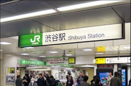 渋谷駅(周辺)