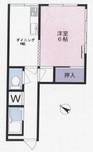 品川区東大井6丁目 【賃貸居住】アパート