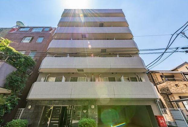 品川区南大井5丁目 【賃貸居住】マンション