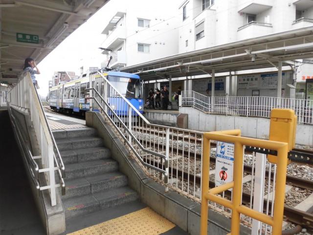 松影神社前駅(周辺)