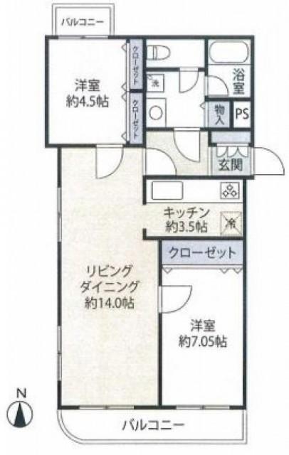 渋谷区桜丘町 【賃貸居住】マンション